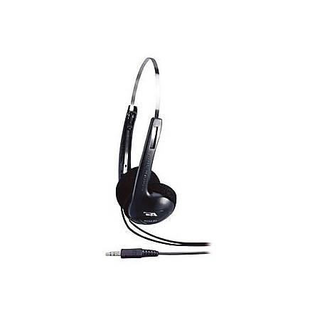 Cyber Acoustics ACM-62b Stereo Headphones, 266919