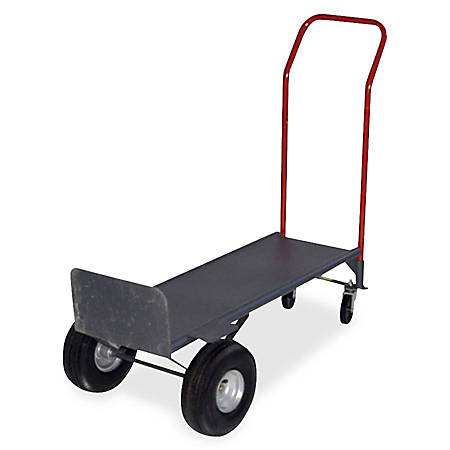 sparco convertible hand truck with deck - Convertible Hand Truck