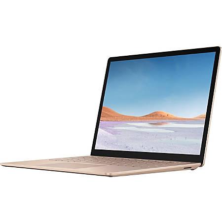 "Microsoft Surface Laptop 3, 13.5"" Touchscreen, Intel Core i7, 16GB RAM, 256GB SSD, Windows 10 Home"