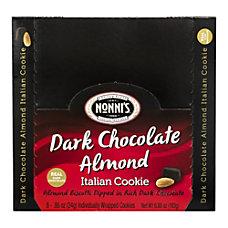 Nonnis Dark Chocolate Almond Biscotti 086