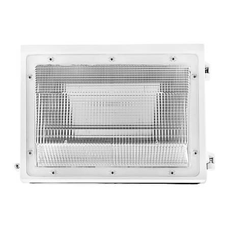 Luminoso LED MWPK Wall Pack, No Photocell, White, 5,000 Kelvin, 45 Watt, 4,636 Lumens