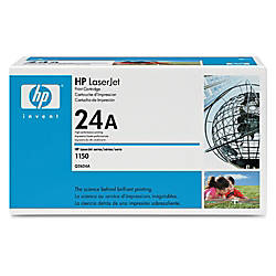 HP 24A Black Original Toner Cartridge