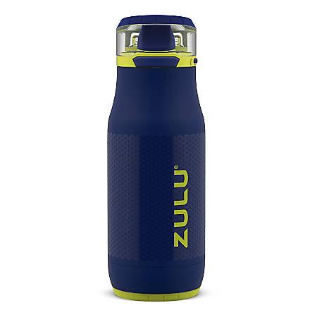 ZULU Chase Stainless Steel Water Bottle, 12 Oz, Blue