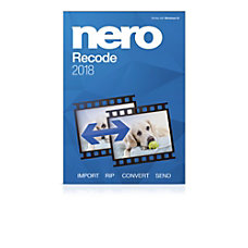 Nero Recode 2018 Download Version