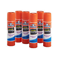Elmers Washable Disappearing Purple School Glue