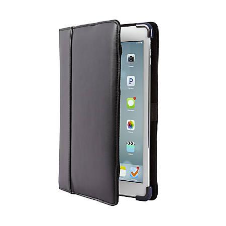Cyber Acoustics Folio Cover For Apple® iPad® 5, Black