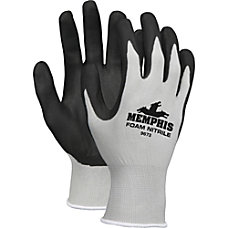 Memphis Safety Nylon Knit Powder Free