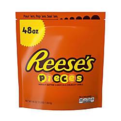 Reeses Pieces 48 Oz Bag