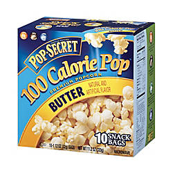 Pop Secret 100 Calorie Popcorn Butter