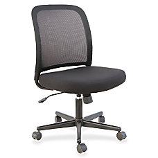 Lorell Mesh Back Armless Task Chair