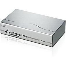 Aten 4 port Video Splitter 1