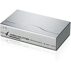 Aten 4 port Video Splitter