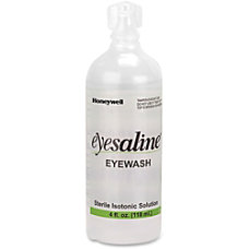 Eyesaline Personal Eyewash Products 4 oz