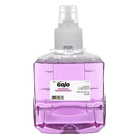 GOJO® Antibacterial Plum Foam Handwash, 40.58 OZ