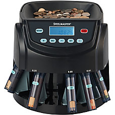 Steelmaster C200 Coin Sorter All in