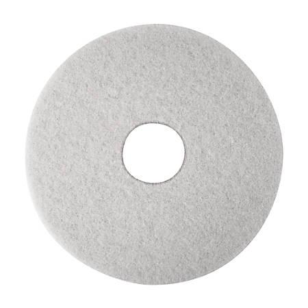 Niagara White Polishing Pad 4100N, 16 Inch Diameter