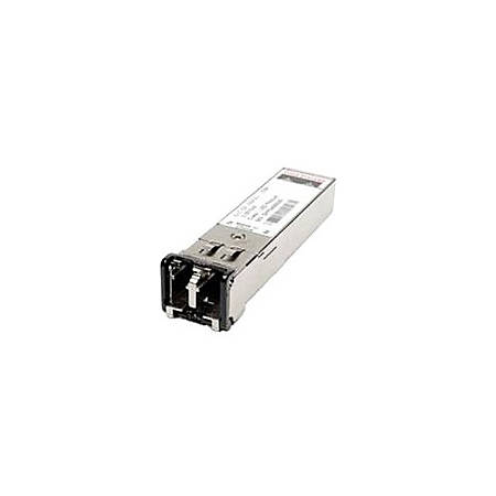 Cisco SFP - 1000BASE BX D - GE Bidirectional Downstream Ext Temp - For Data Networking, Optical Network - 1 LC 1000Base-BX-D Network - Optical FiberGigabit Ethernet - 1000Base-BX-D