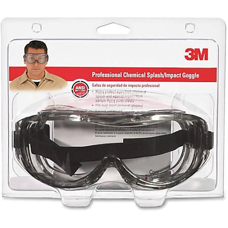 TEKK Protection Professional Chemical Splash/Impact Goggles