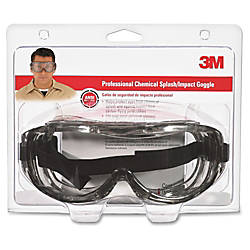 TEKK Protection Professional Chemical SplashImpact Goggles
