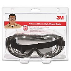 TEKK Protection Professional Chemical SplashImpact Goggles