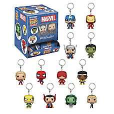 Funko Blind Pack MARVEL Character Key