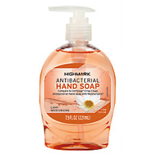 Highmark Antibacterial Liquid Hand Soap 75