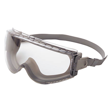 Stealth Goggles, Clear/Gray, Dura-Streme Coating