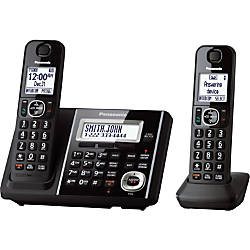 Panasonic 19 GHz Expandable Cordless Phone
