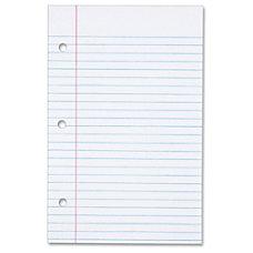 Tops 62304 Filler Paper 100 Sheets