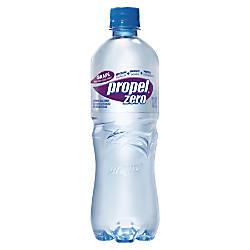 Quaker Foods Propel Zero Flavored Water