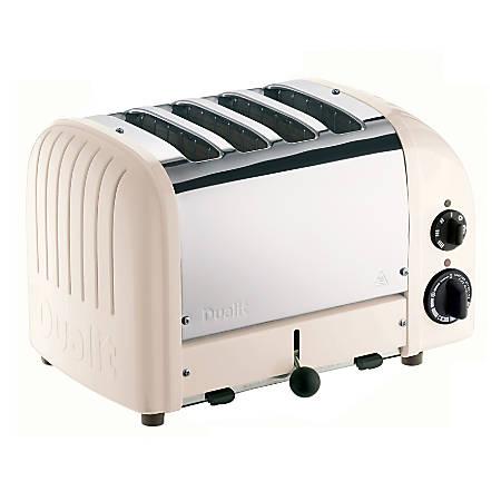 Dualit® New Gen 4-Slice Extra-Wide-Slot Toaster, Powder