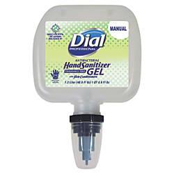 Dial Professional Antibacterial Gel Hand Sanitizer