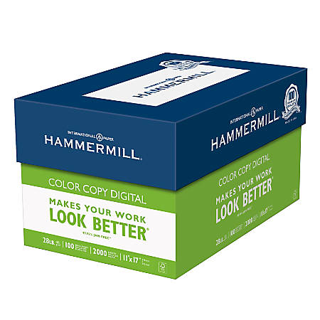 HAMMERMILL COLOR COPY 11X17 By Office Depot Amp OfficeMax