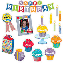 Creative Teaching Press HexaFun Happy Birthday