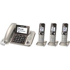 Panasonic DECT 60 Expandable Cordless Phone