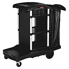 Rubbermaid Executive Cleaning Cart 20 12