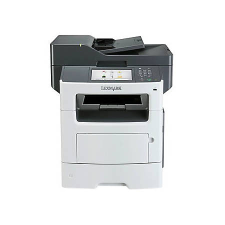 Lexmark MX611 Monochrome Laser Multifunction Printer, 35S6744