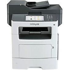 Lexmark MX611 Monochrome Laser Multifunction Printer