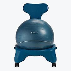 Gaiam Balance Ball Chair Ocean