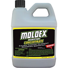 Moldex Disinfectant Concentrate Clean Fresh Scent