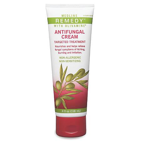 Remedy® Olivamine Antifungal Cream, 4 Oz, Case Of 12