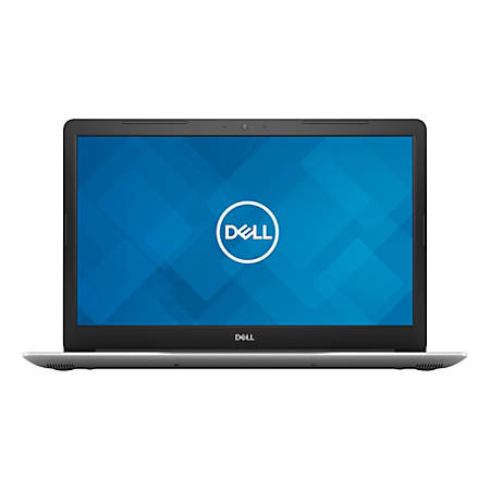 "Dell™ Inspiron 17 3780 Laptop, 17.3"" Screen, Intel® Core™ i7, 16GB Memory, 2TB Hard Drive/256GB Solid State Drive, Windows® 10, I3780-7407SLV-PUS"