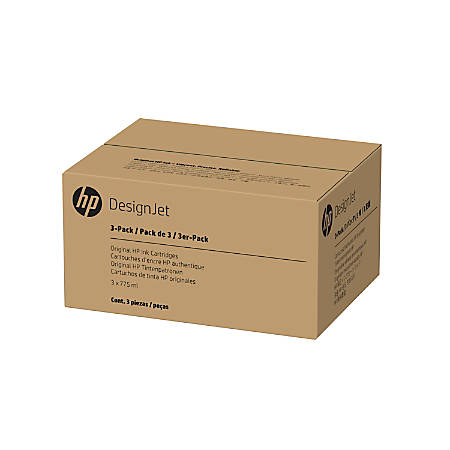 HP Designjet 774 Chromatic Red Ink Cartridge (P2W04A)