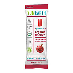 Yummy Earth Organic Gluten Free Licorice