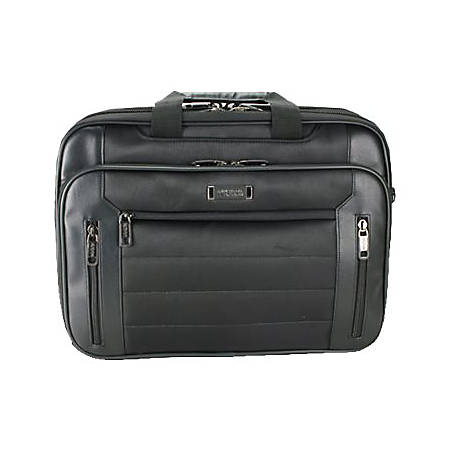 """Fujitsu Heritage Checkpoint Friendly Full Size Business Case - Notebook carrying case - 15.6"""" - for LIFEBOOK E544, E554, E734, E744, E752, E753, E754, T734, T904, U904; Stylistic Q584, Q704"""