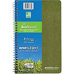 Roaring Spring Single Subject Composition Notebooks