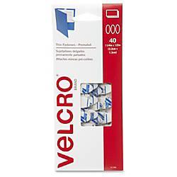 VELCRO Brand VELCRO Brand White Wafer
