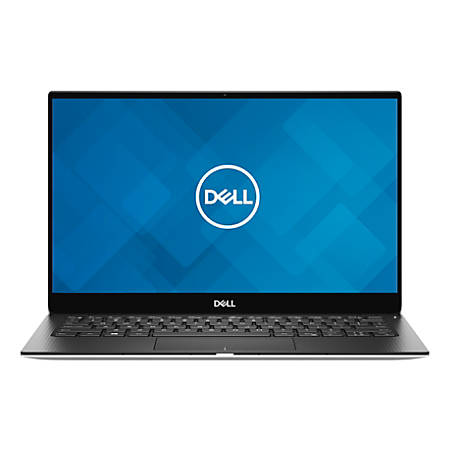 """Dell™ XPS 13 9380 Laptop, 13.3"""" Touch Screen, Intel® Core™ i7, 16GB Memory, 256GB Solid State Drive, Windows® 10, XPS9380-7977SLV-PUS"""