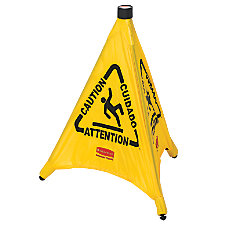 Rubbermaid Pop Up Safety Cone