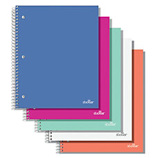Spiral & Wireless Notebooks - Office Depot & OfficeMax